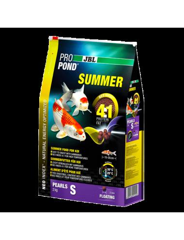 JBL -ProPond Summer S - 6l - Nourriture d'été pour koïs de petite taille