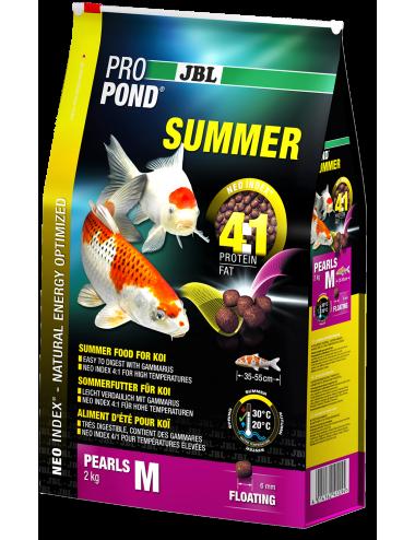JBL -ProPond Summer M - 6l - Nourriture d'été pour koïs de petite moyenne
