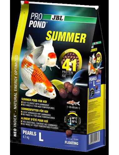 JBL - ProPond Summer L - 12l - Nourriture d'été pour koïs de grande moyenne