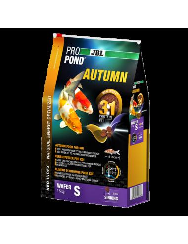 JBL - ProPond Autumn S - 3l - Aliment d'automne pour koïs de petite taille