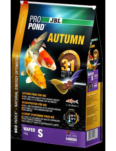 JBL - ProPond Autumn S - 6l - Aliment d'automne pour koïs de petite taille