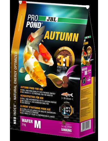 JBL - ProPond Autumn M - 6l - Aliment d'automne pour koïs de petite taille