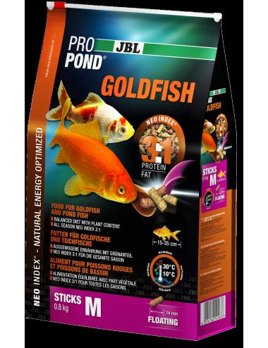 JBL - ProPond Goldfish M - 6l - Aliment pour poissons rouges moyens ou grands