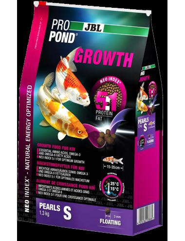 JBL - ProPond Growth S - 3l - Aliment spécial croissance pour koïs de petite taille
