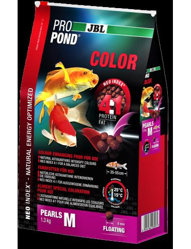 JBL - ProPond Color M - 3l - Aliment spécial couleur pour koïs de petite taille
