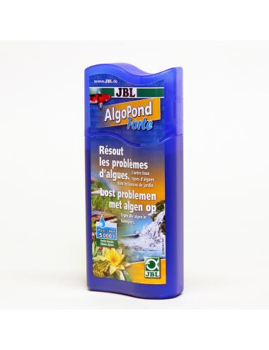 JBL - AlgoPond Forte - 250ml - Conditionneur d'eau contre toutes les algues