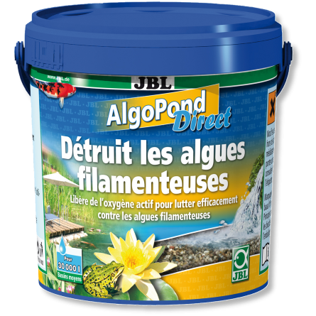 JBL - AlgoPond Direct - 1kg - Anti-algues filamenteuses en bassin de jardin