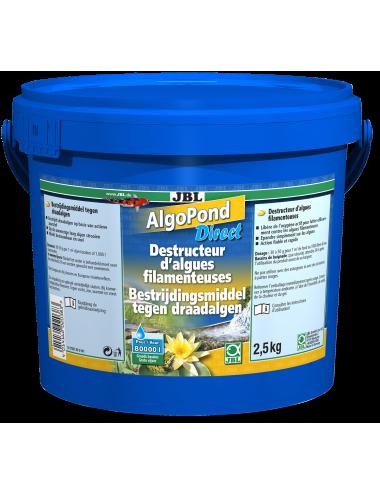 JBL - AlgoPond Direct - 2.5kg - Anti-algues filamenteuses en bassin de jardin