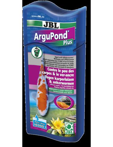 JBL - FloraPond - 8 boules - Fertilisant pour plantes de bassin