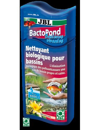 JBL - BactoPond - 500ml - Bactéries pour l'auto-épuration des bassins