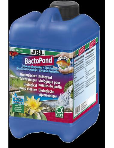 JBL - BactoPond - 2.5l - Bactéries pour l'auto-épuration des bassins