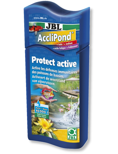 JBL - BactoPond - 250ml - Bactéries pour l'auto-épuration des bassins