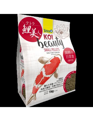 TETRA - Koi Beauty Small - 4l - Nourriture premium pour Koïs