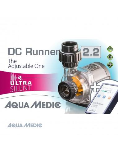 AQUA-MEDIC - DC Runner 2.2 - Pompe universelle avec Contrôleur - 2000 L/H