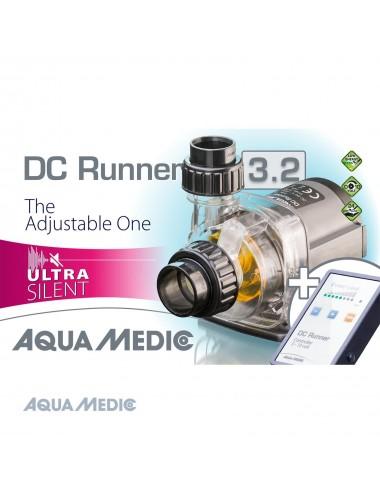 AQUA-MEDIC - DC Runner 3.2 - Pompe universelle avec Contrôleur - 3000 L/H
