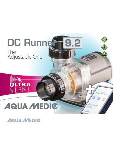 AQUA-MEDIC - DC Runner 9.2 - Pompe universelle avec Contrôleur - 9000 L/H