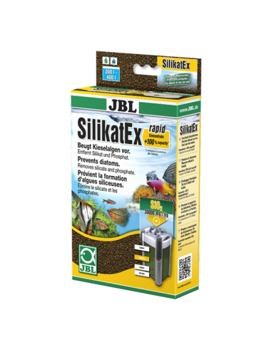 JBL - SilikatEX Rapid - 400ml