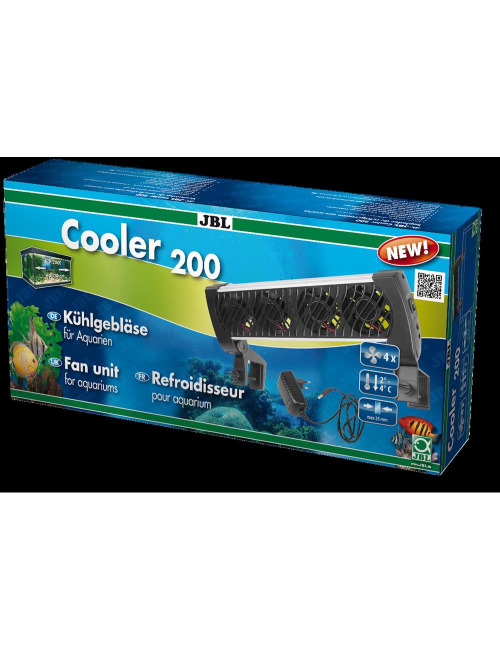 JBL - Cooler 200 - Ventilateur pour aquarium