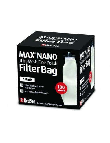 RED SEA - Max® Nano Micron bag nylon 100µ (x2)