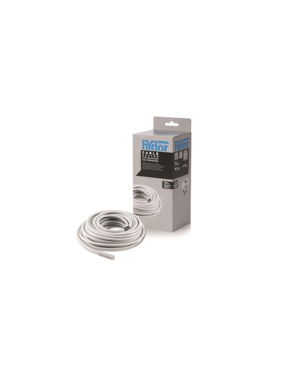 HYDOR - Hydro Kable - 50w - Câble chauffant pour aquarium