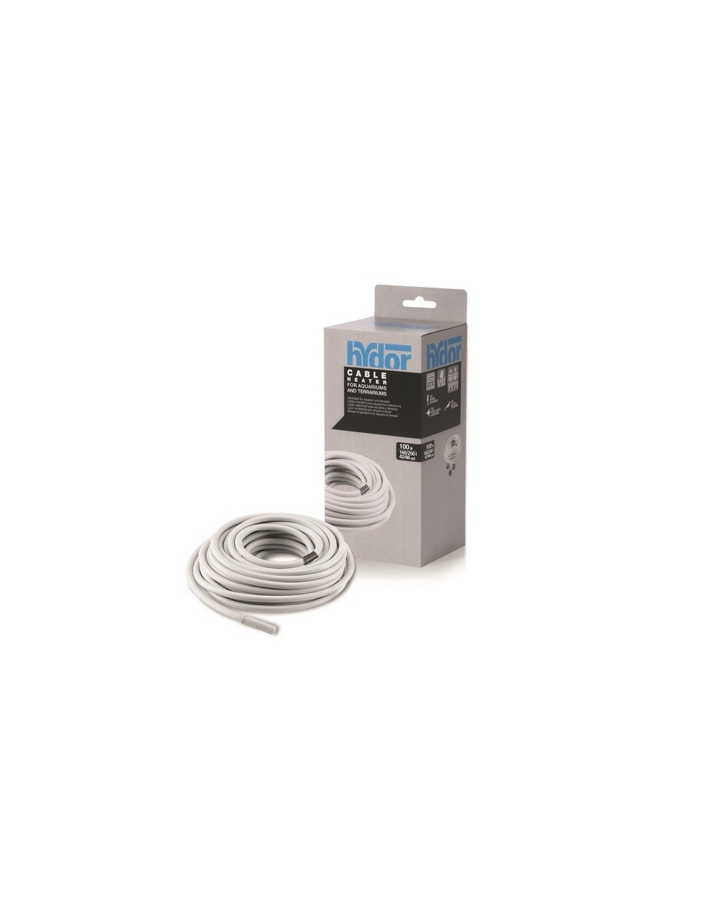 HYDOR - Hydro Kable - 75w - Câble chauffant pour aquarium