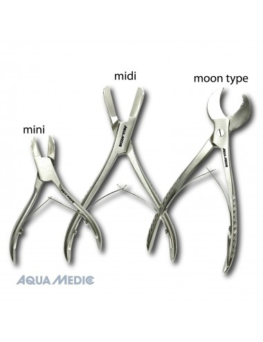 AQUA-MEDIC - Coral Cutter Mini - Pince à coraux en acier inoxydable