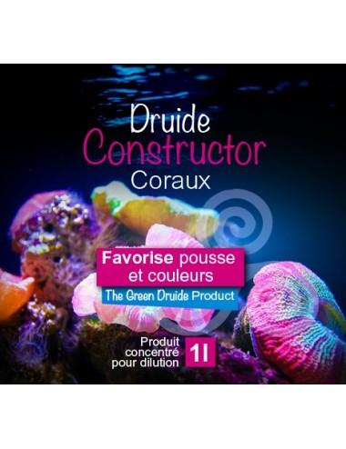 THE GREEN DRUIDE - Druide Constructor - 1l - Booster de croissance des coraux