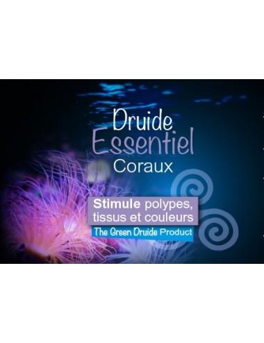 THE GREEN DRUIDE - Essentiel - 50ml - Stimulant pour coraux