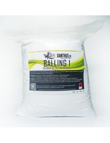 - ZOANTHUS.fr 5kg Balling 1 Chlorure de calcium dihydraté recharge