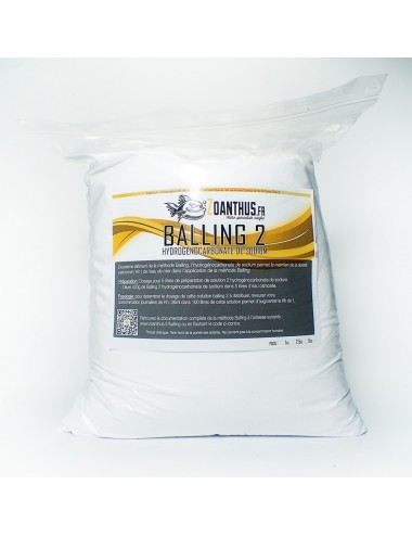 - ZOANTHUS.fr 5kg Balling 2 Hydrogénocarbonate de sodium recharge
