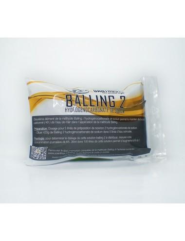 - ZOANTHUS.fr 1litre Balling 2 Hydrogénocarbonate de sodium recharge