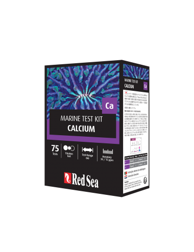 Red Sea - Test Calcium - 75 tests