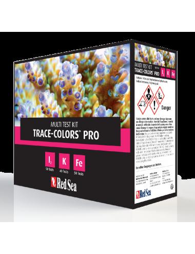 Red Sea - Coral Colors Pro MultiTest Kit (I2,K,Fe)