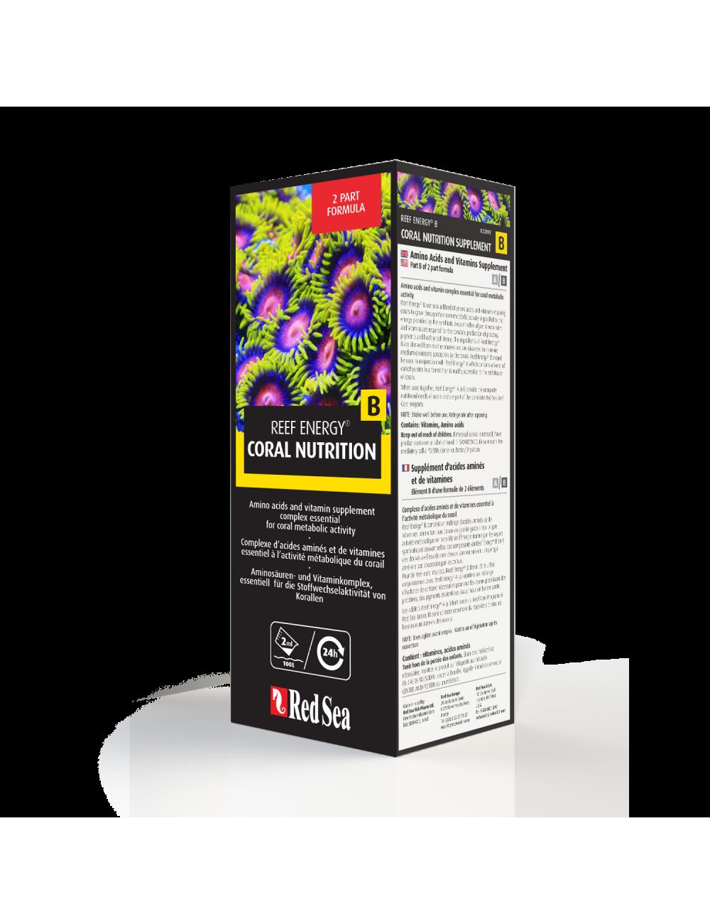 Red Sea - Reef Energy B (Aminovit nutrition) - 500ml