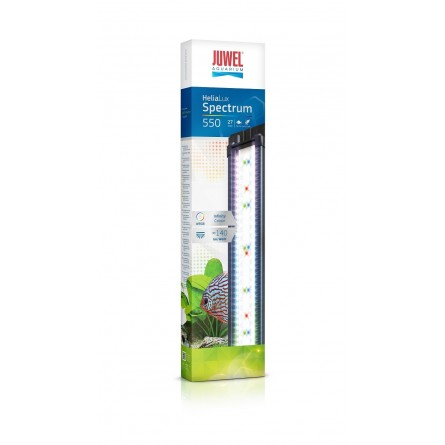 juwel helialux spectrum 600 29w rampe led pour aquarium d 39 eau douce. Black Bedroom Furniture Sets. Home Design Ideas