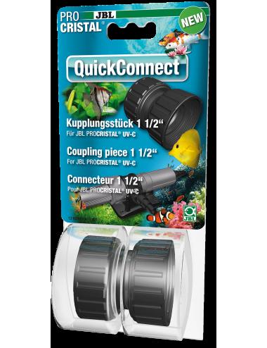 JBL - ProCristal UV-C QuickConnect - Raccord pour Filtre UV-C JBL ProCristal