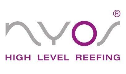 Tous les produits Nyos : écumeur, pompe, balling, nourriture pour coraux, tests colorimétriques...