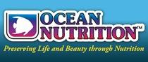 Découvrez Ocean Nutritions et sa nourriture pour poisson d'eau douce, d'eau de mer et algue marine