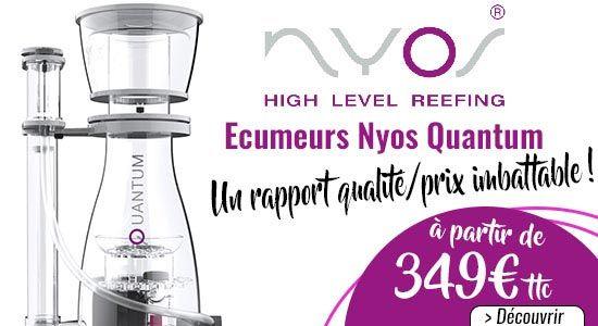 Achat / vente écumeur Nyos pas cher