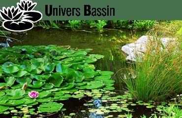 Matériel pour bassin de jardin- Des milliers de produits disponibles pour votre bassin de jardin.
