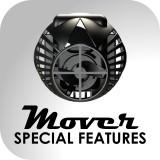 Caractéristiques spéciales du Mover